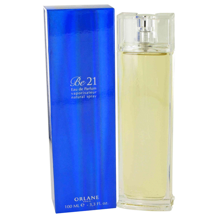 Be 21 by Orlane for Women Eau De Parfum Spray 3.4 oz