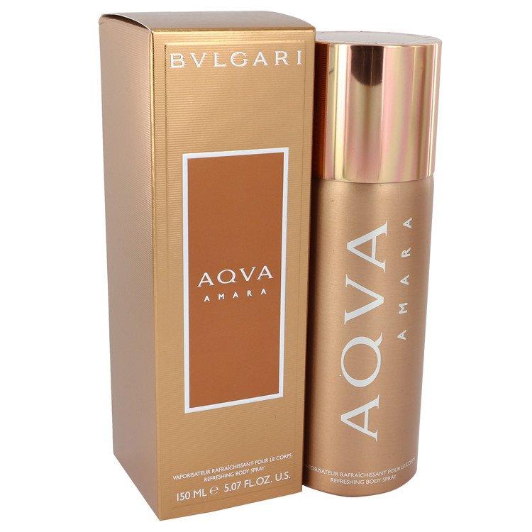 Bvlgari Aqua Amara Body Spray By Bvlgari 150ml