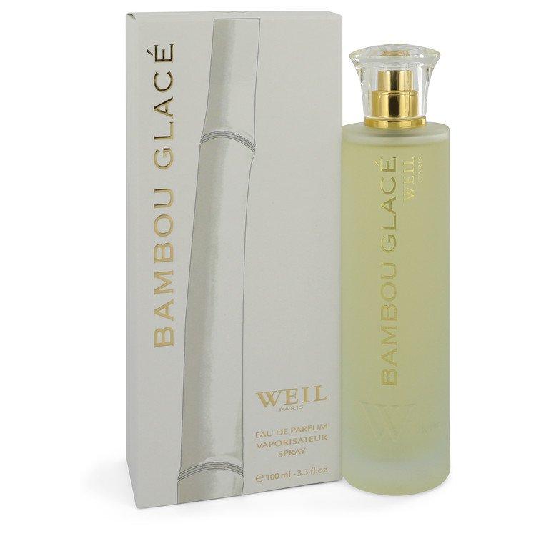 Bambou Glace Eau De Parfum Spray By Weil 3.3oz