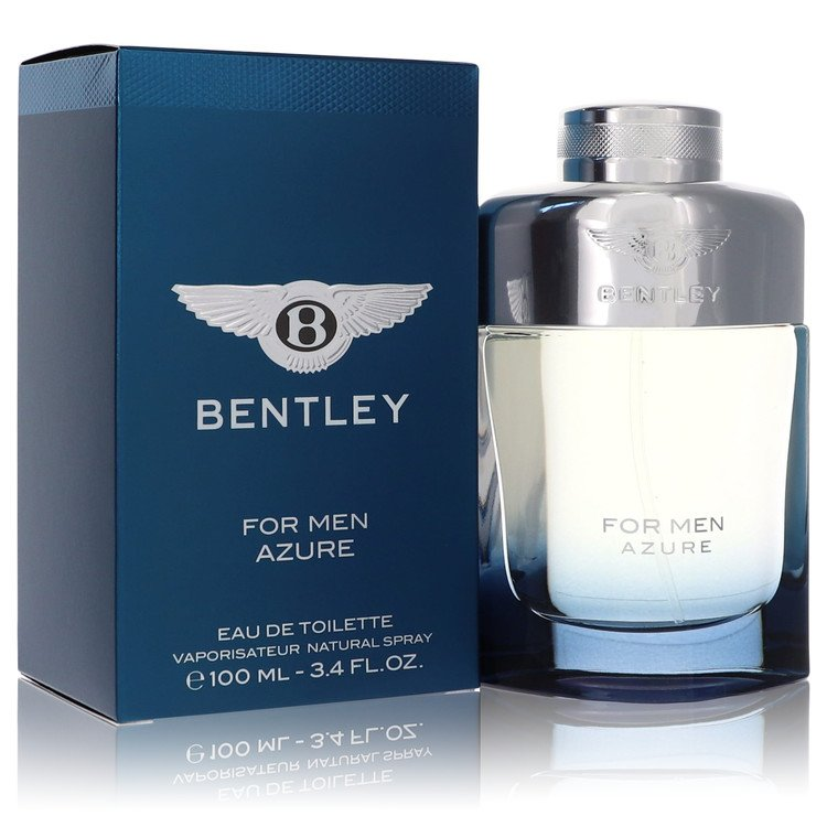 Bentley Azure Eau De Toilette Spray By Bentley 100ml