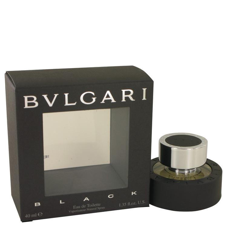 Bvlgari Black Eau De Toilette Spray By Bvlgari 38ml