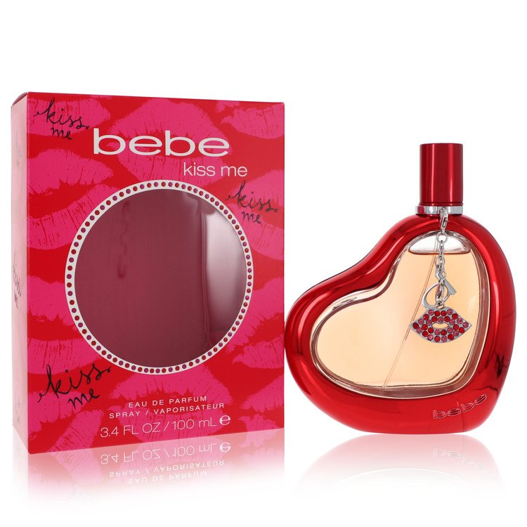 Bebe Kiss Me Eau De Parfum Spray By Bebe 100ml