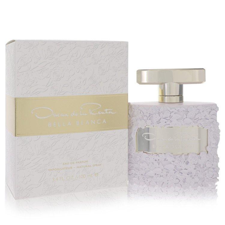 Bella Blanca Eau De Parfum Spray By Oscar De La Renta 3.4oz