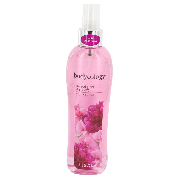 Bodycology Sweet Pea and Peony Fragrance Mist By Bodycology 240ml