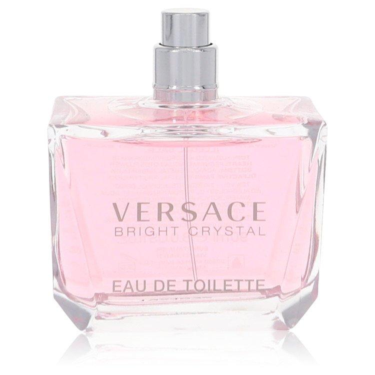 Bright Crystal Eau De Toilette Spray (Tester) By Versace 3.0oz