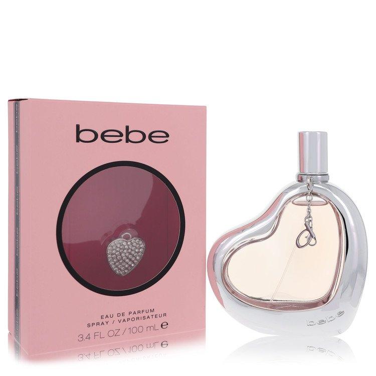 Bebe Eau De Parfum Spray By Bebe 3.4oz