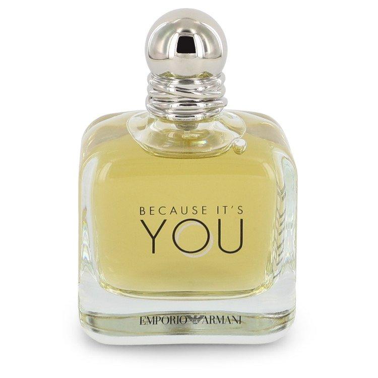 Because It`s You Eau De Parfum Spray (Tester) By Giorgio Armani 100ml