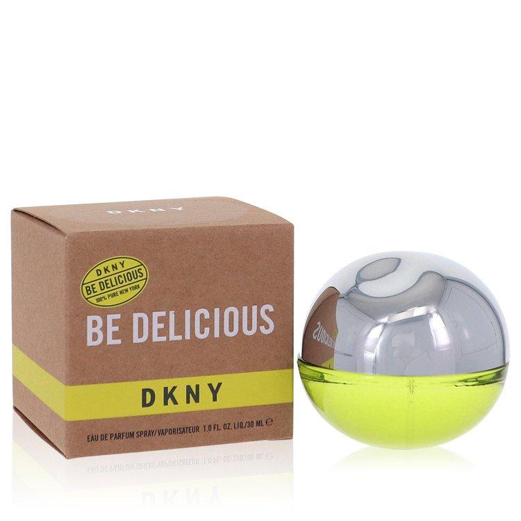 Be Delicious Eau De Parfum Spray By Donna Karan 1.0oz