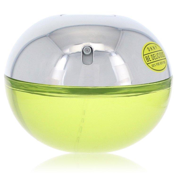 Be Delicious by Donna Karan for Women Eau De Parfum Spray (unboxed) 3.4 oz