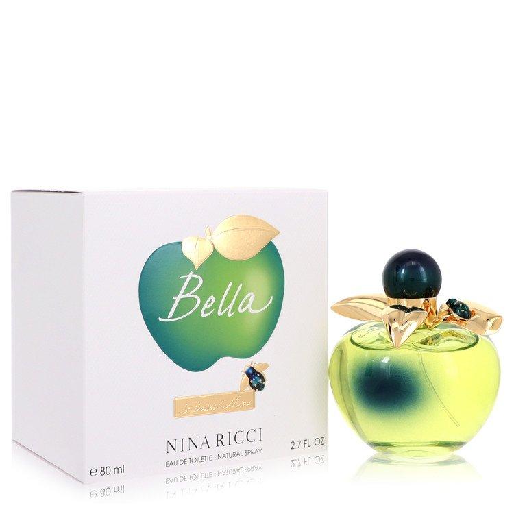 Bella Nina Ricci Eau De Toilette Spray By Nina Ricci 2.7oz