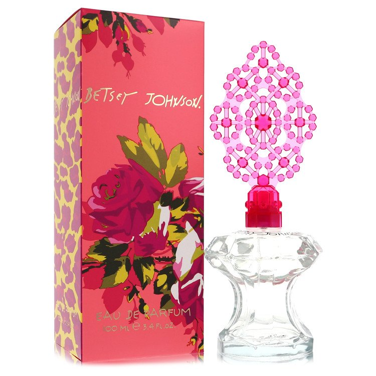 Betsey Johnson Eau De Parfum Spray By Betsey Johnson 3.4oz