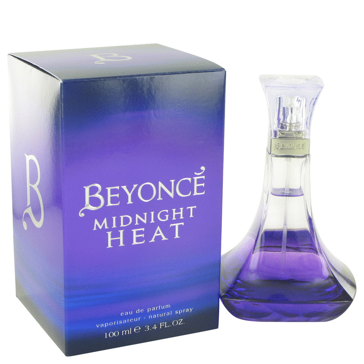 Beyonce Midnight Heat Eau De Parfum Spray By Beyonce 3.4oz
