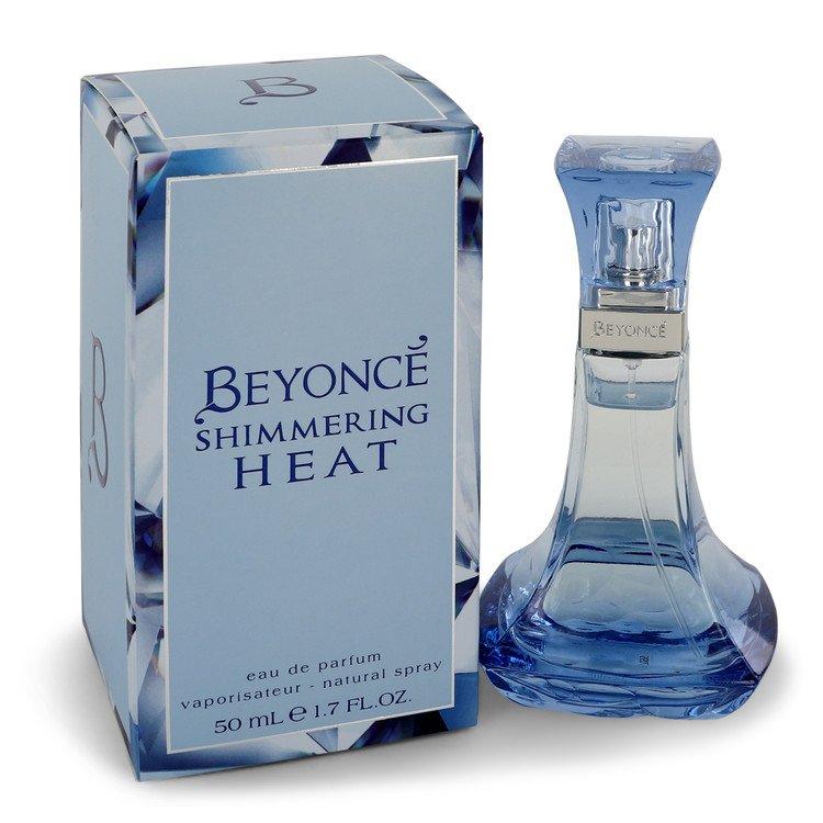 Beyonce Shimmering Heat Eau De Parfum Spray By Beyonce 50ml
