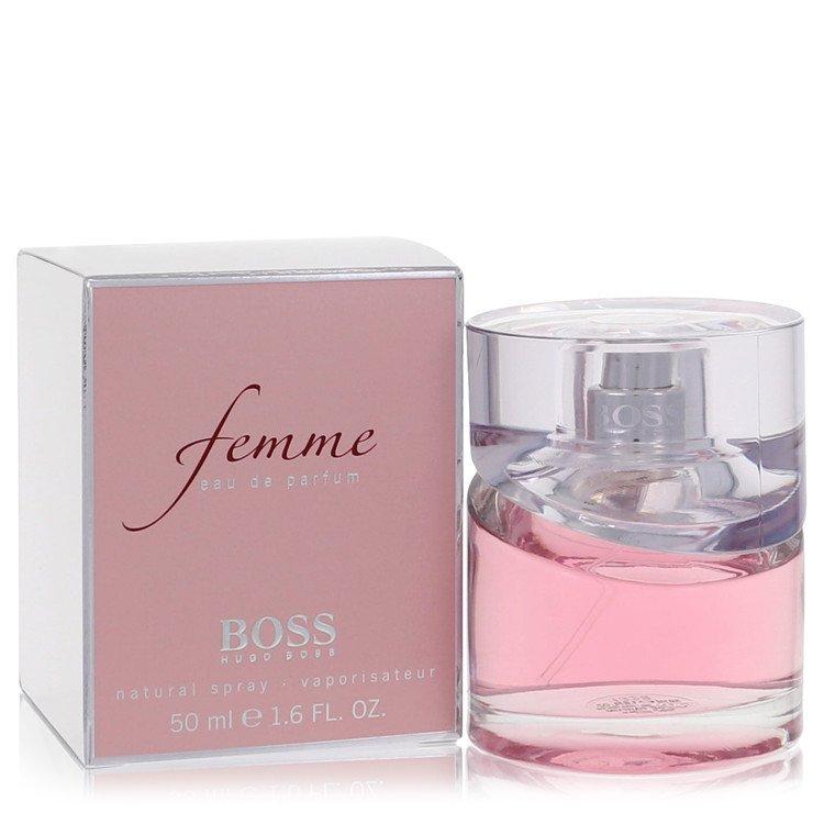 Boss Femme Eau De Parfum Spray By Hugo Boss 1.7oz