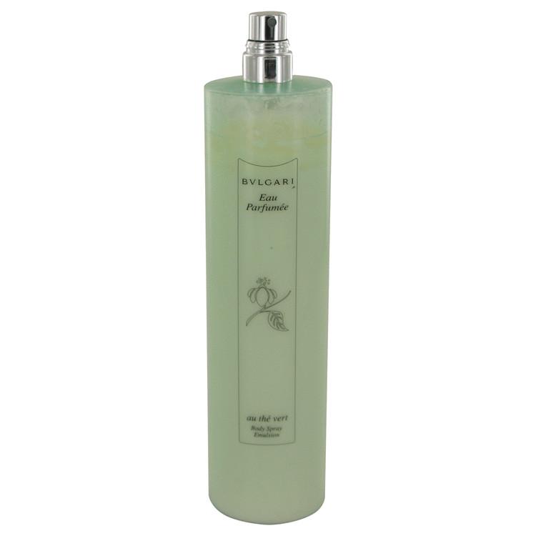 Bvlgari Eau Parfumee Green Tea By Bvlgari For Women Body Spray