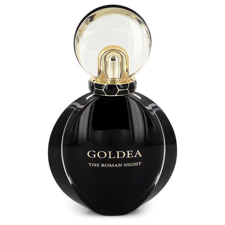 Bvlgari Goldea The Roman Night Eau De Parfum Spray (unboxed) By Bvlgari 75ml