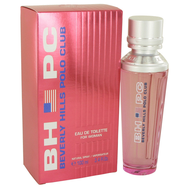 Beverly Hills Polo Club Eau De Toilette Spray By Beverly Fragrances 100ml