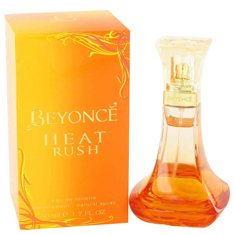 Beyonce Heat Rush Eau De Toilette Spray By Beyonce 1.7oz