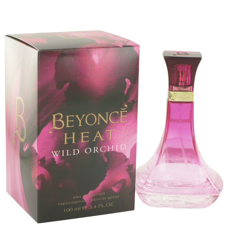 Beyonce Heat Wild Orchid Eau De Parfum Spray By Beyonce 100ml