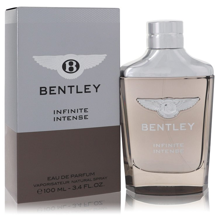 Bentley Infinite Intense Eau De Parfum Spray By Bentley 3.4oz