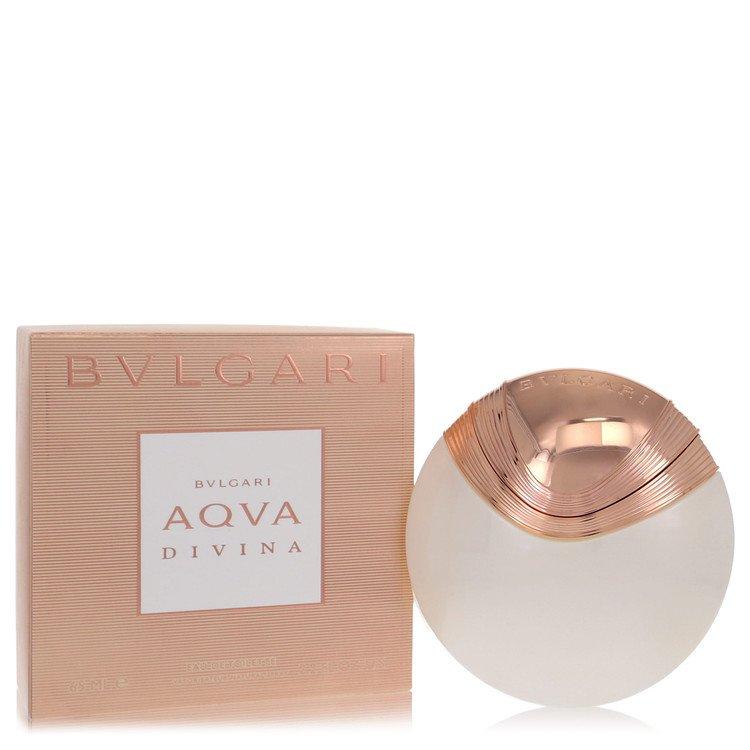 Bvlgari Aqua Divina Eau De Toilette Spray By Bvlgari 65ml