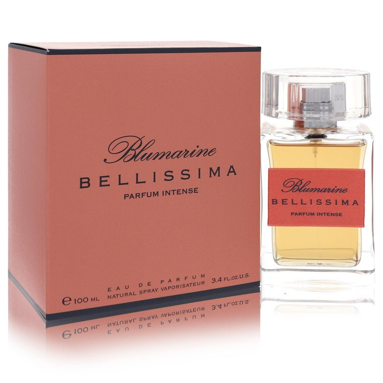 Blumarine Bellissima Intense Eau De Parfum Spray Intense By Blumarine Parfums 3.4oz