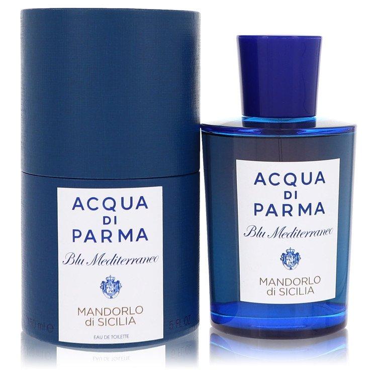 Blu Mediterraneo Mandorlo Di Sicilia Eau De Toilette Spray By Acqua Di Parma 5.0oz