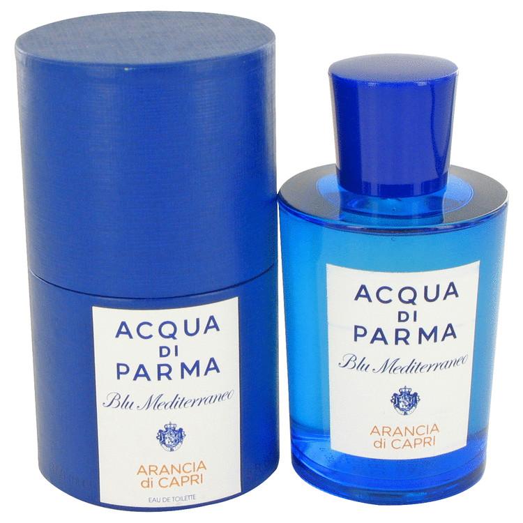 Blu Mediterraneo Arancia Di Capri Eau De Toilette Spray By Acqua Di Parma 5.0oz