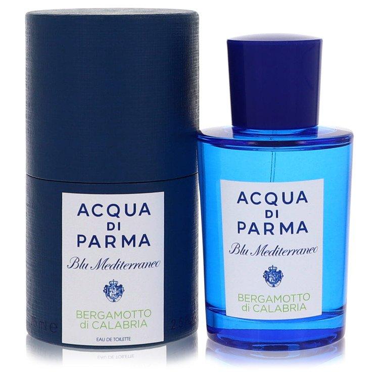Blu Mediterraneo Bergamotto Di Calabria Eau De Toilette Spray By Acqua Di Parma 2.5oz