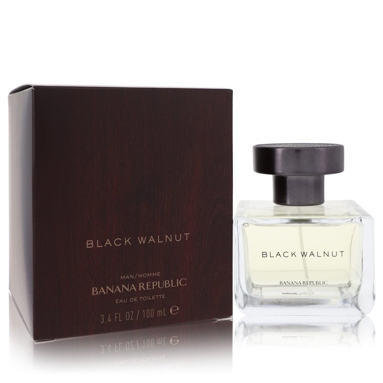 Banana Republic Black Walnut Eau De Toilette Spray By Banana Republic 3.3oz