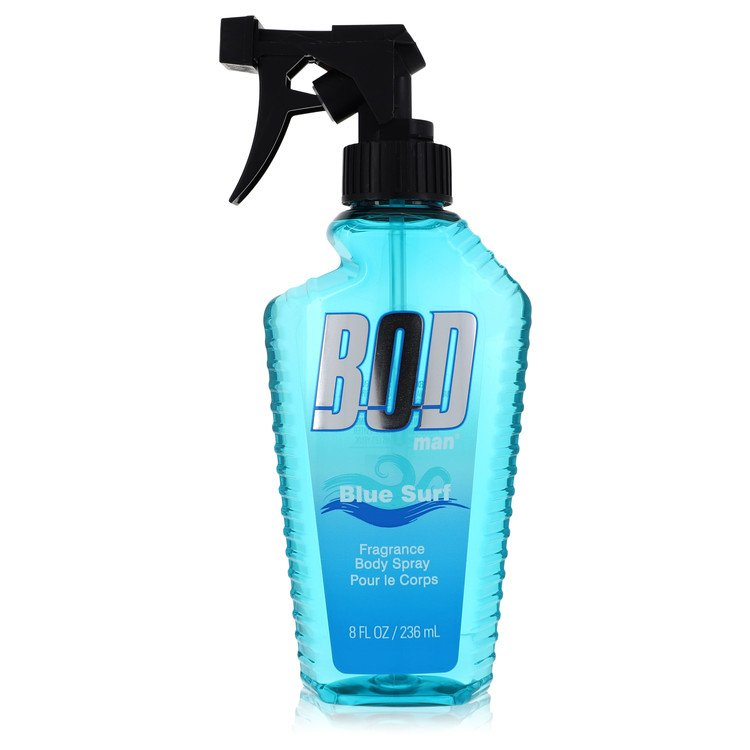 Bod Man Blue Surf Body Spray By Parfums De Coeur 8.0oz
