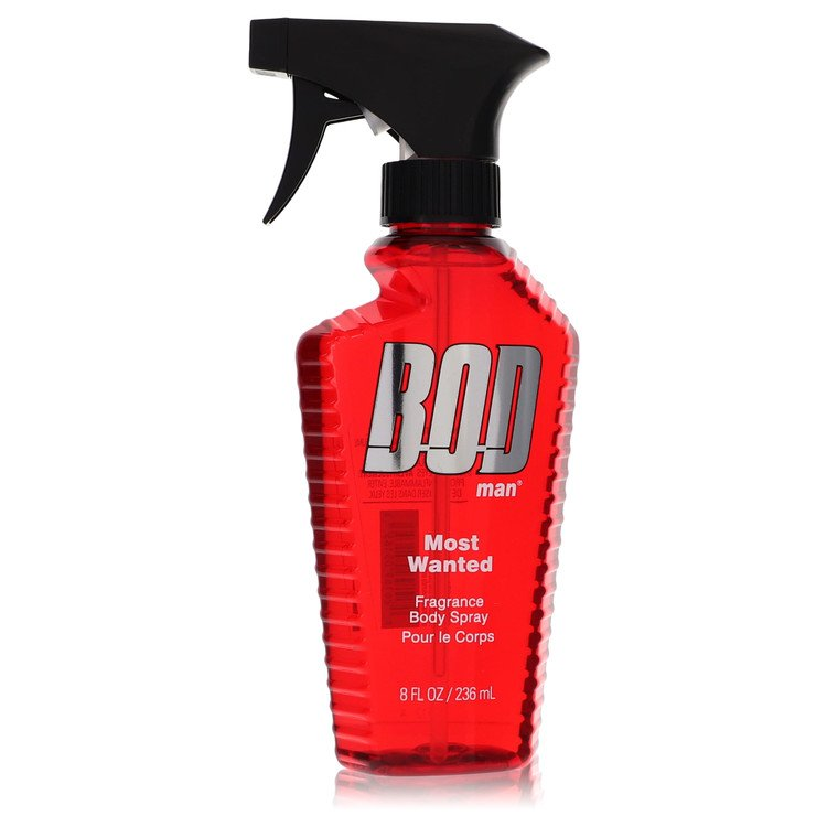 Bod Man Most Wanted Fragrance Body Spray By Parfums De Coeur 240ml
