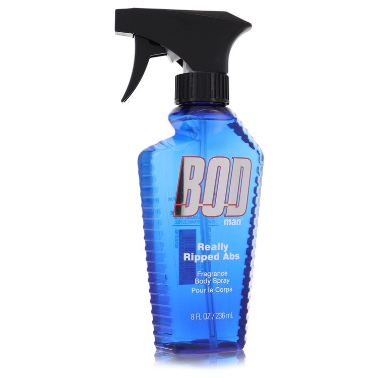 Bod Man Really Ripped Abs Fragrance Body Spray By Parfums De Coeur 240ml