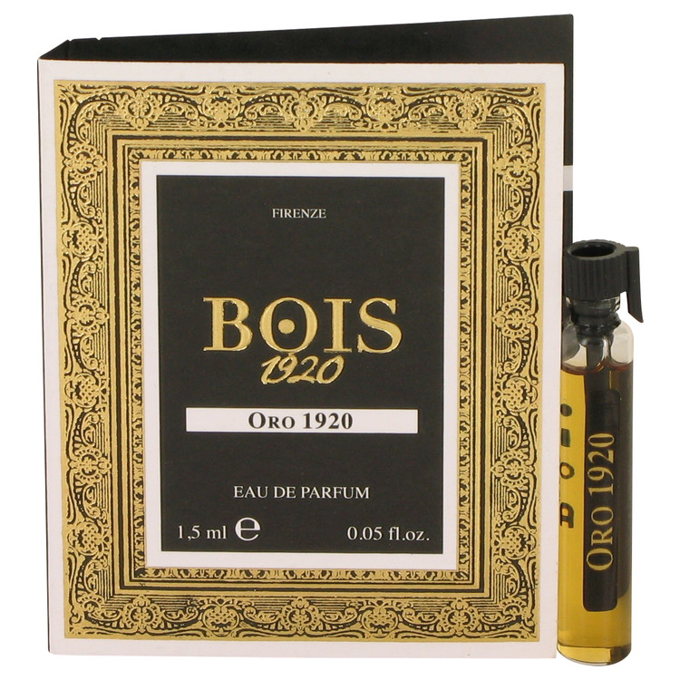 Bois 1920 Oro by Bois 1920 for Women Vial (sample) .05 oz