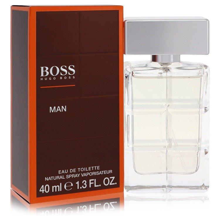 Boss Orange Eau De Toilette Spray By Hugo Boss 1.4oz