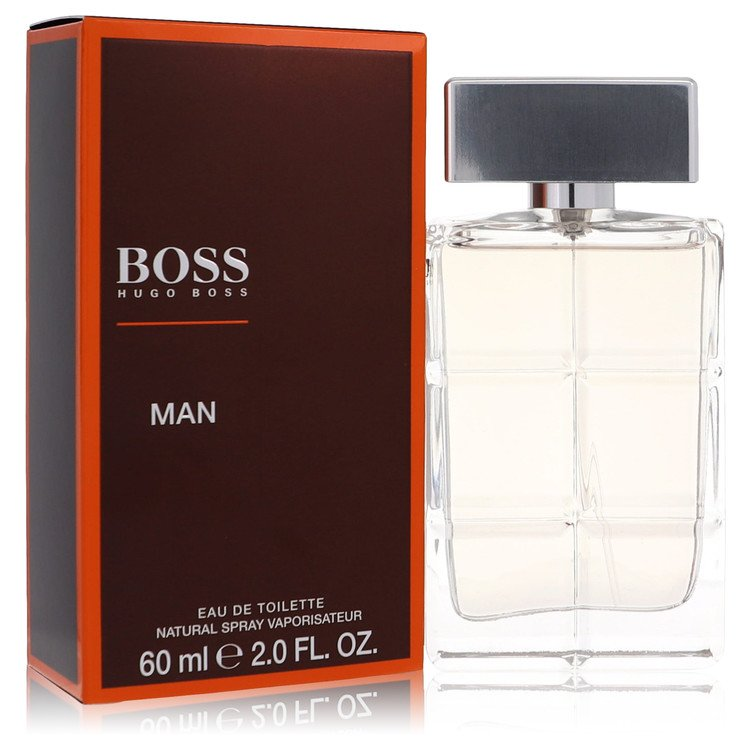 Boss Orange Eau De Toilette Spray By Hugo Boss 2.0oz