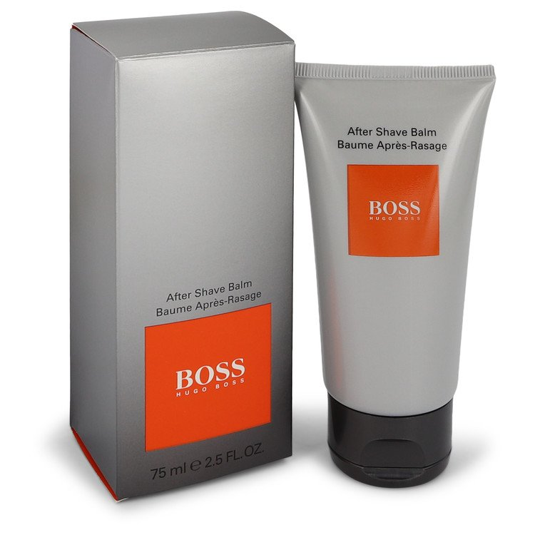 Boss In Motion After Shave Balm By Hugo Boss 2.5oz