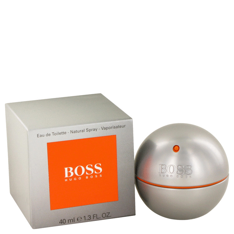 Boss In Motion Eau De Toilette Spray By Hugo Boss 1.3oz