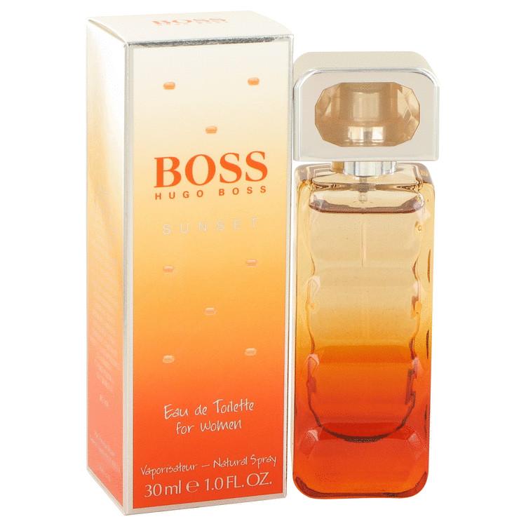 Boss Orange Sunset Eau De Toilette Spray By Hugo Boss 1.0oz