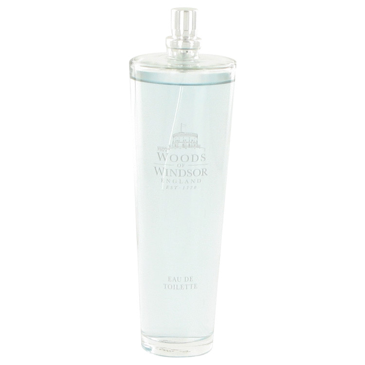 Blue Orchid & Water Lily by Woods of Windsor for Women Eau De Toilette Spray (Tester) 3.3 oz