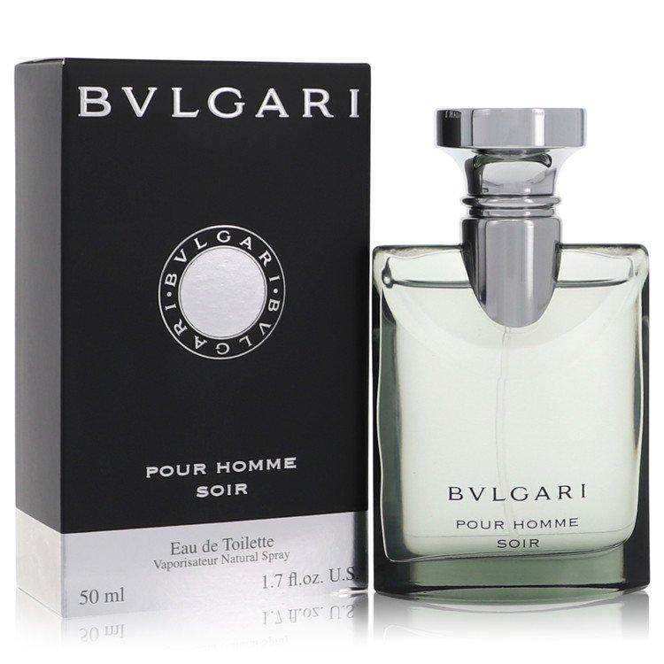 Bvlgari Pour Homme Soir Eau De Toilette Spray By Bvlgari 50ml