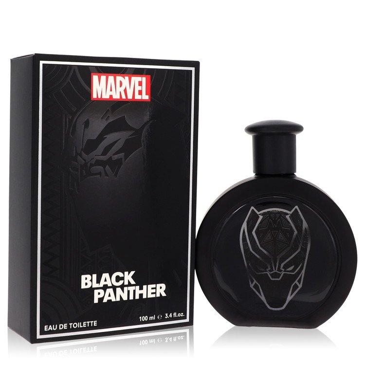 Black Panther Marvel Eau De Toilette Spray By Marvel 3.4oz