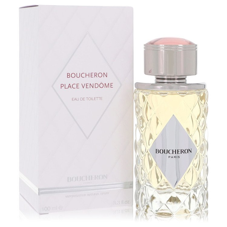Boucheron Place Vendome Eau De Toilette Spray By Boucheron 100ml