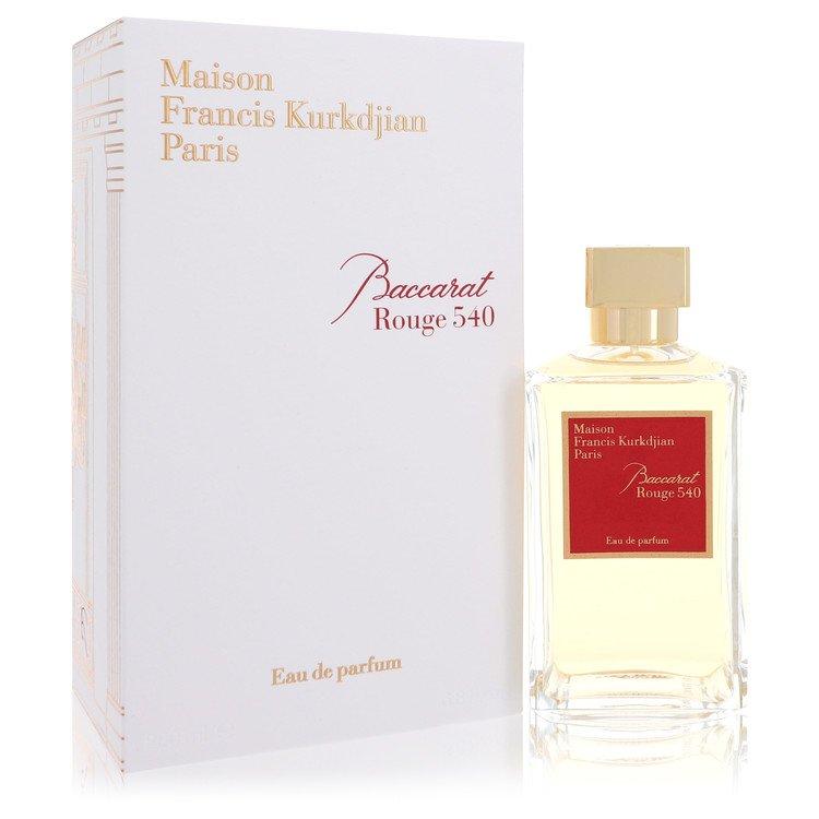 Baccarat Rouge 540 Eau De Parfum Spray By Maison Francis Kurkdjian 6.8oz