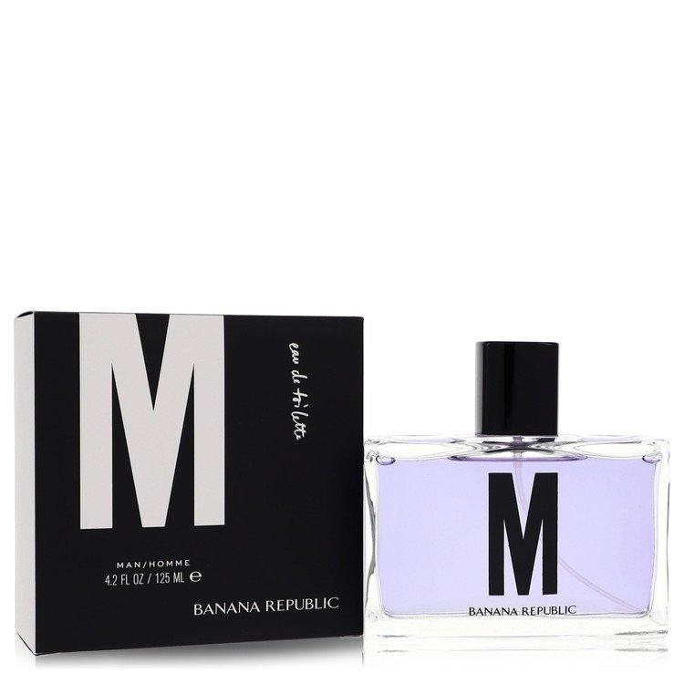 Banana Republic M Eau De Toilette Spray By Banana Republic 125ml