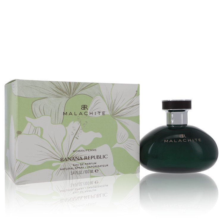 Banana Republic Malachite Eau De Parfum Spray (Special Edition) By Banana Republic 3.4oz