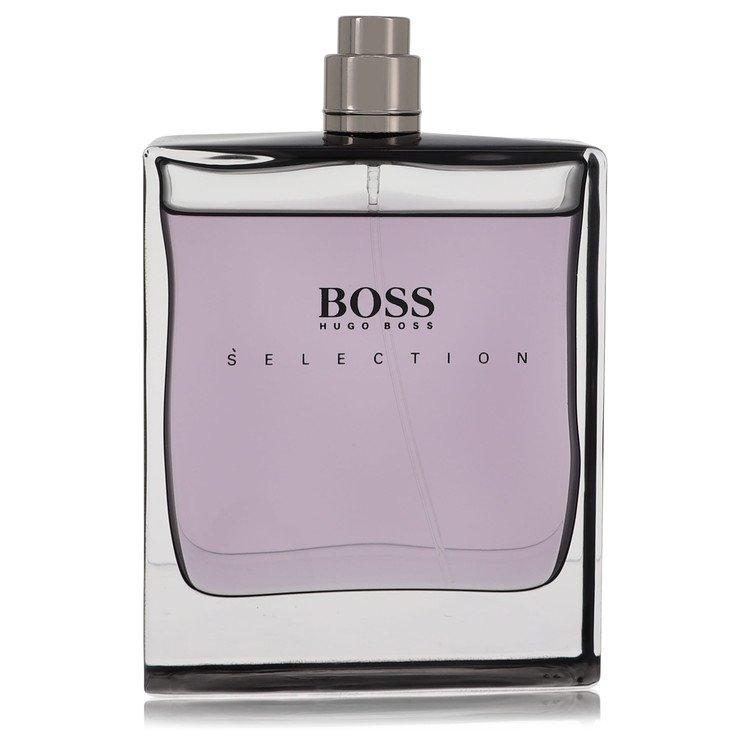 Boss Selection Eau De Toilette Spray (Tester) By Hugo Boss 3.0oz