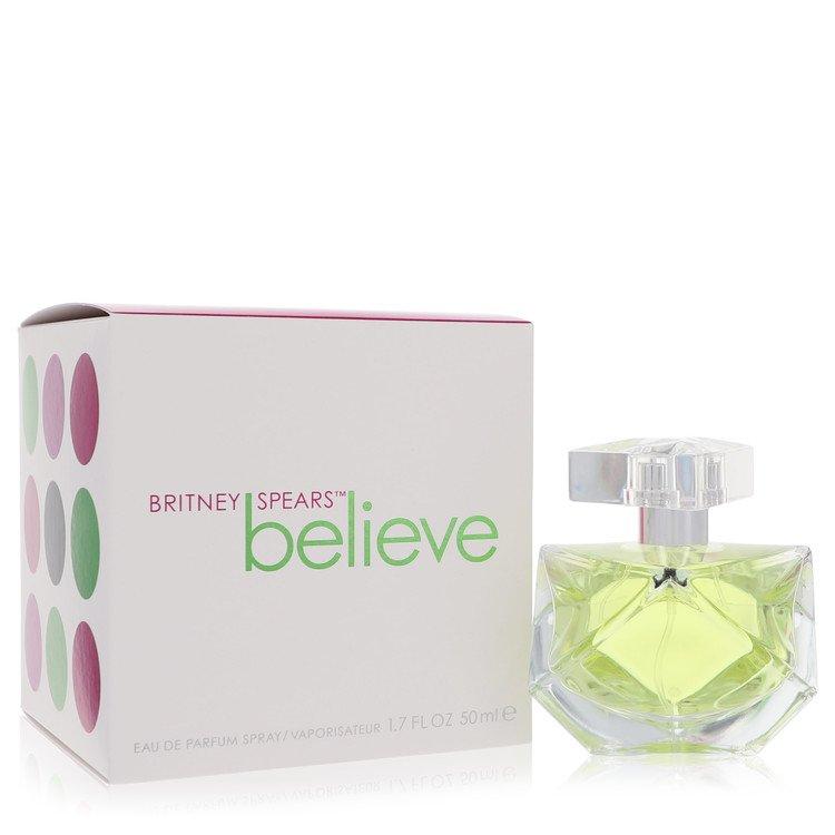 Believe Eau De Parfum Spray By Britney Spears 1.7oz