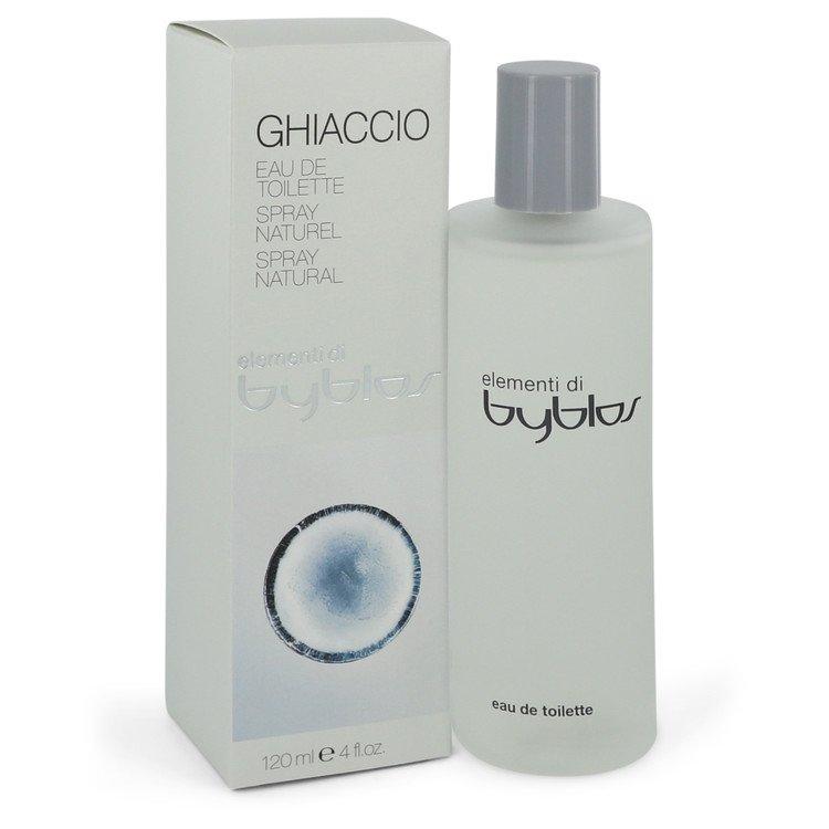 Byblos Ghiaccio Eau De Toilette Spray By Byblos 120ml