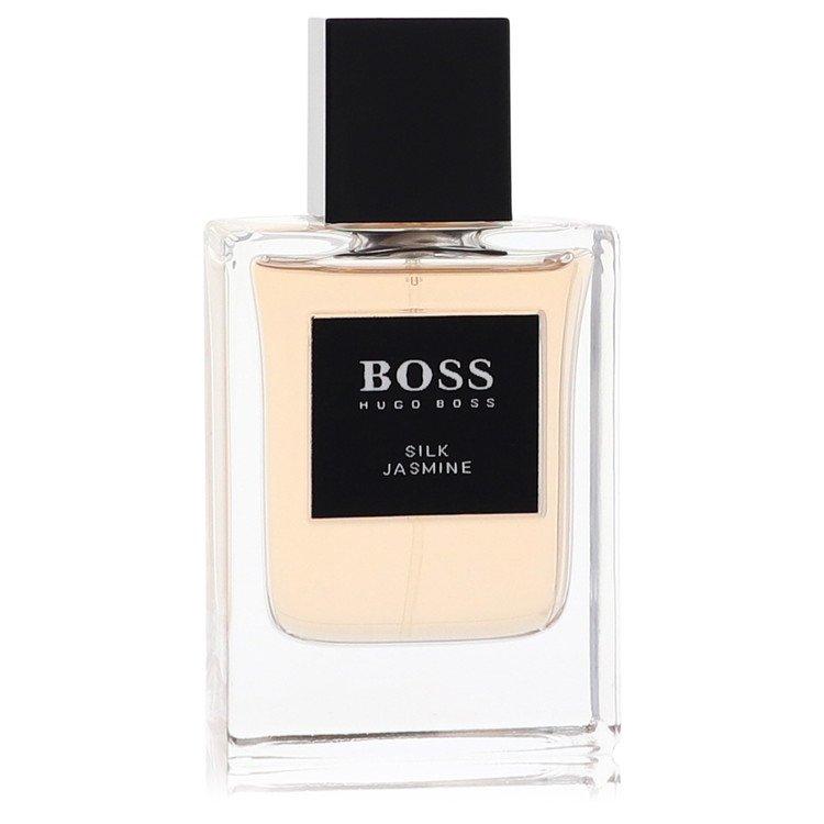 Boss The Collection Silk and Jasmine Eau De Toilette Spray (Tester) By Hugo Boss 1.7oz